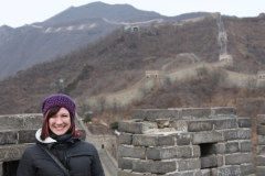 Me on the Great Wall